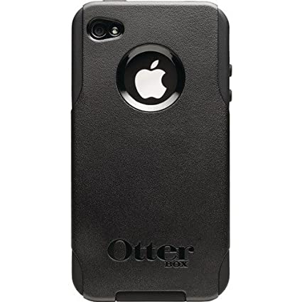 OtterBox Universal Commuter Case For IPhone 4 Black Retail Packaging Doesn