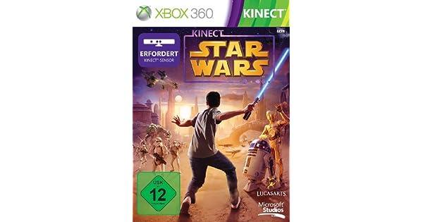 Microsoft Kinect Star Wars, Xbox 360, DEU - Juego (Xbox 360, DEU, Xbox 360, Acción, RP (Clasificación pendiente), Xbox 360): Amazon.es: Videojuegos