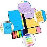 JARLINK 578-in-1 Divider Sticky Notes Set, Super