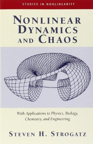 Descargar Libro Nonlinear Dynamics And Chaos: With Applications To Physics, Biology, Chemistry And Engineering Steven H. Strogatz