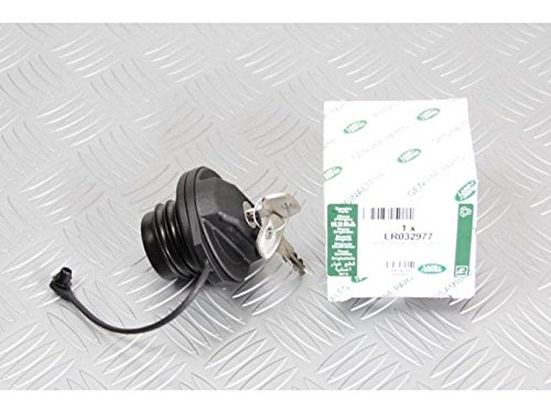 LAND ROVER DEFENDER 2000 >ON GENUINE LOCKABLE FUEL FILLER CAP NEW PART: WLD500200 / LRO32977 / LR075664 / WLD100730