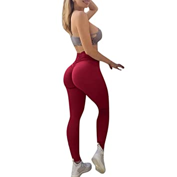 Godathe Women S Fashion Workout Skinny Pants Fitness Sports Gym