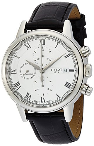 tissot-carson-white-dial-ss-leather-automatic-mens-watch-t0854271601300