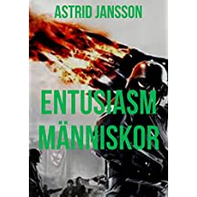 Entusiasm människor (Swedish Edition)