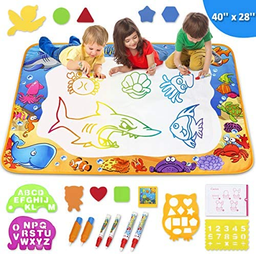Toyk Aqua Magic Mat Educational product image