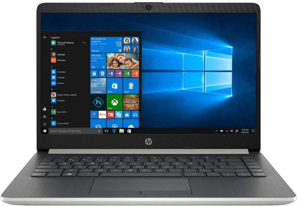 HP 14-inch HD Touchscreen Premium Laptop