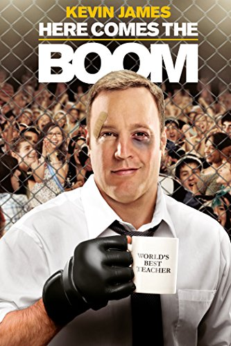 Amazon.com: Here Comes The Boom: Kevin James, Salma Hayek ...