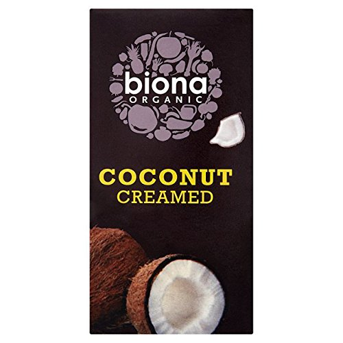 (3 PACK) - Biona - Organic Creamed Coconut | 200g | 3 PACK BUNDLE