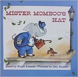 1fe4999fb2d9 Mister Momboo's Hat: 2: Ralph Leemis: 9780525650454: Amazon.com: Books