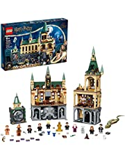 LEGO Harry Potter Hogwarts Chamber of Secrets 76389 Building Kit with The Chamber of Secrets and The Great Hall; New 2021 (1,176 Pieces)