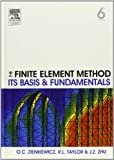 The Finite Element Method : Its Basis and Fundamentals, Zienkiewicz, O. C. and Taylor, R. L., 0750663200