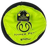 "HYPER Pet 9"" Flippy Flopper Dog Toy, Green"
