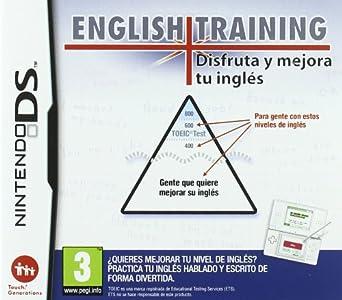 NDS English Training: Disfruta y mejora tu Inglés: Amazon.es: Videojuegos