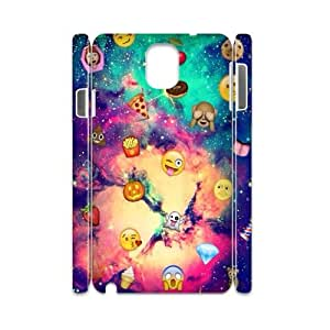 Wlicke Emoji Brand New Durable samsung galaxy note3 n9000 3D Case, Customized Protective Case for samsung galaxy note3 n9000 with Emoji