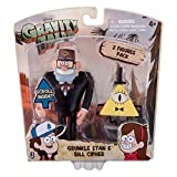 Gravity Falls Grunkle Stan with Bill Cipher