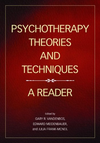 Psychotherapy Theories and Techniques