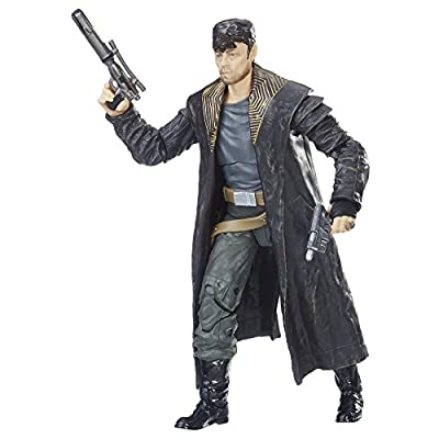 Star Wars The Black Series DJ (Canto Bight): Hasbro: Toys & Games
