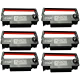 Epson ERC 30/34/38 Ink Ribbon for TM 200, TMU 220, TMU230 Printers, 6/case