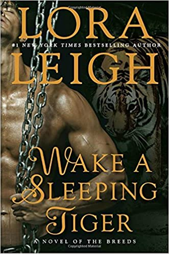Lora Leigh - Wake a Sleeping Tiger Audiobook