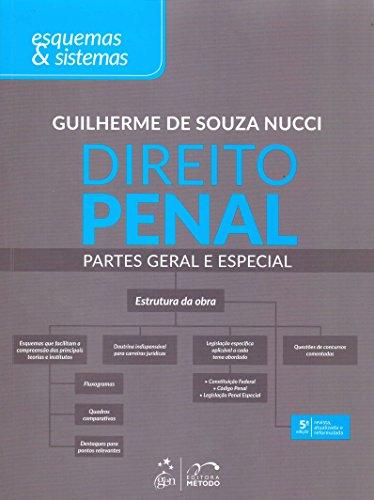 Esquemas & Sistemas - Direito Penal - Partes Geral e Especial