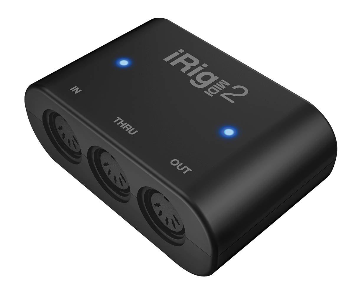 IK Multimedia IPIRIGMIDI2 IPIRIGMIDI2 iRig MIDI 2 Interface 137702