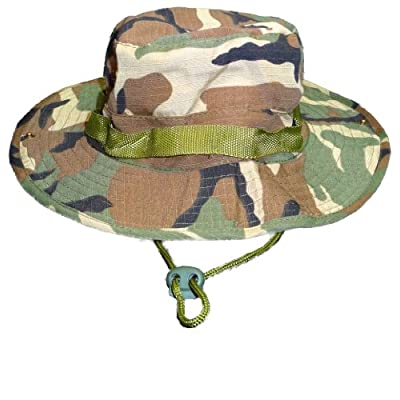Camouflage Hats with Chin Strap, Outdoor Gear & Sun Protection