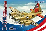 Meng Kids B-17G Flying Fortress - Plastic Model Kit Q Edition #MKP001