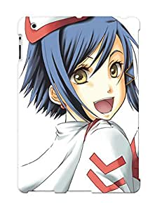 Case Provided For Ipad 2/3/4 Protector Case Anime Aria Phone Cover With Appearance