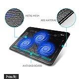 """havit HV-F2056 15.6""""-17"""" Laptop Cooler Cooling Pad"""