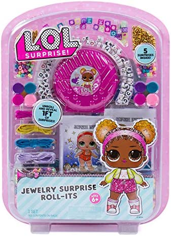L.O.L Surprise! Jewelry Roll-Its by way of Horizon Group Usa