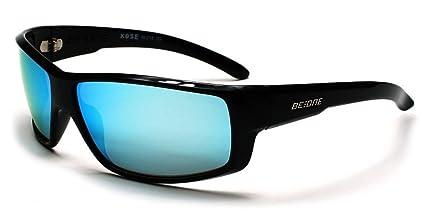 Amazon.com: Diseño envolvente de negro azul cielo ...