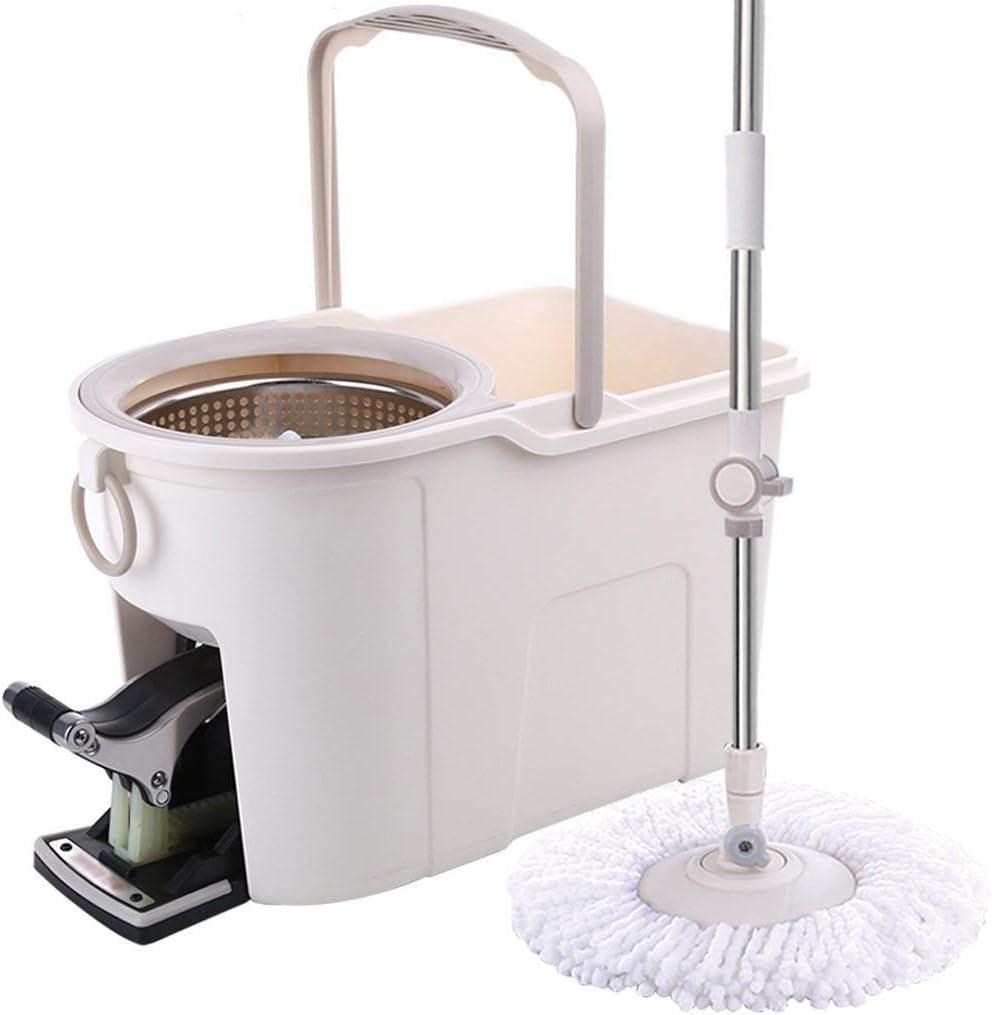SHYPT Mop - Spin Mop Bucket System Sistema de Limpieza de Piso de ...