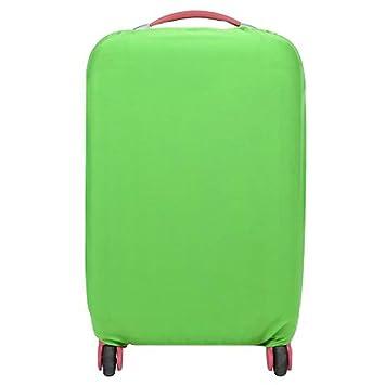VANKER Funda para Maletas de Viaje de Viaje Funda para Maletas elásticas de protección (Verde - M): Amazon.es: Hogar