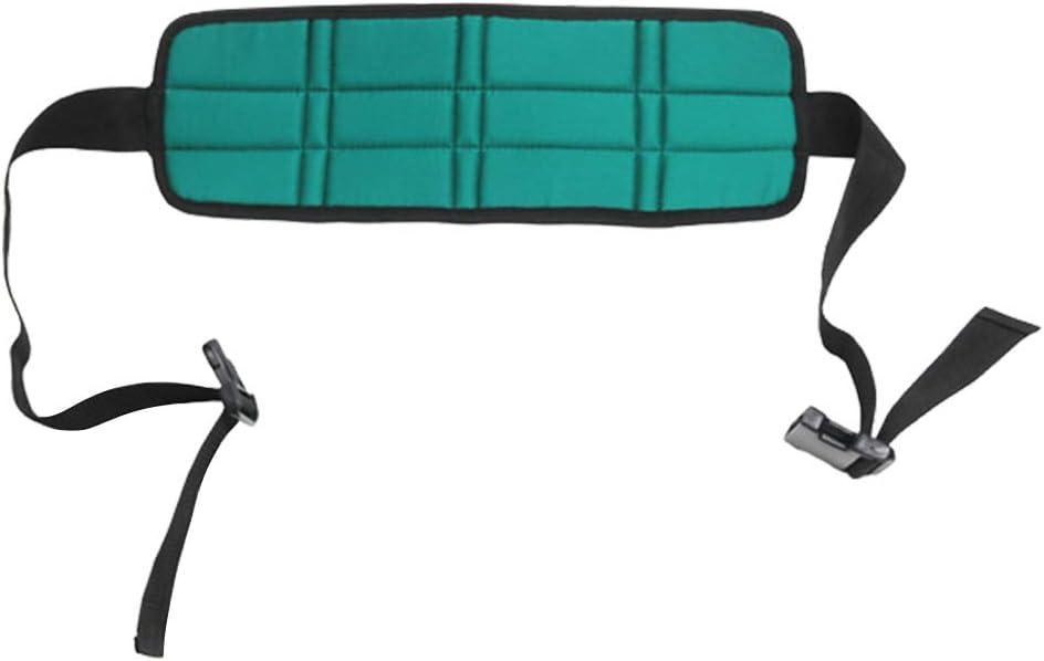 SUPVOX Correa del cinturón de seguridad de la silla de ruedas silla de ruedas arnés de seguridad cojín del asiento del asiento correa para el paciente anciano discapacitado