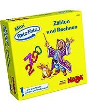 Mini-Ratz Fatz Zählen und Rechnen