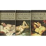 Sleeping Beauty trilogy set (Volume 1 2 3)