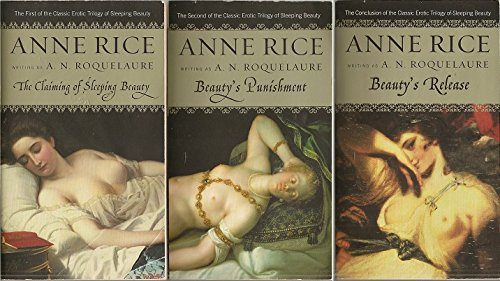 Sleeping Beauty trilogy set (Volume 1 2 3)