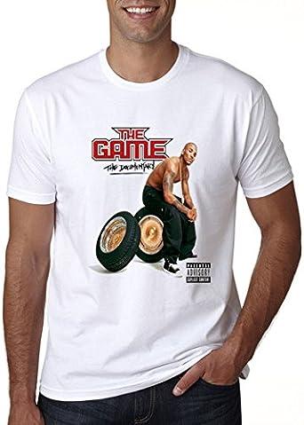 Johnston Apparel The Game The Documentary Unisex T Shirts Large White Amazon Co Uk Clothing