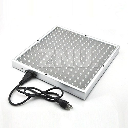Citywalk360 Quad-band 225LED Grow Light Panel Hydroponic Plant Lamp Yellow White Blue Red US