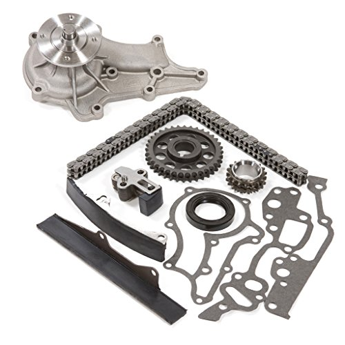 75-82 Toyota 2.2 SOHC 8V 20R / 2.4 SOHC 8V 22R Timing Chain Kit Water Pump (Timing Chain Toyota 22r compare prices)