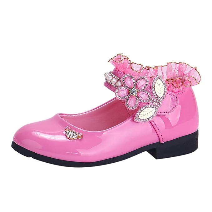 Amazon.com: Sandalias para niñas adolescentes Mary Jane para ...