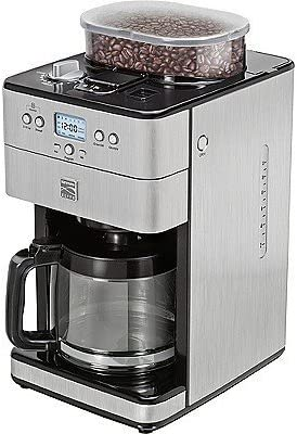 Amazon.com: Kenmore Elite 12-cup molinillo de café y Brewer ...
