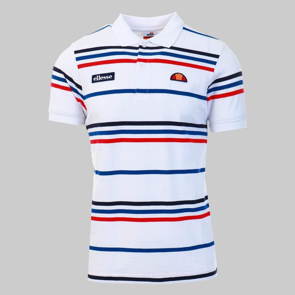 Ellesse Lewoodio Polo Shirt White: Amazon.es: Ropa y accesorios