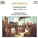 Locatelli: Concerti Grossi Op.1