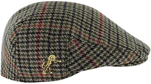Millwall Lions Traditional Baker Boy Style Flat Cap Adults