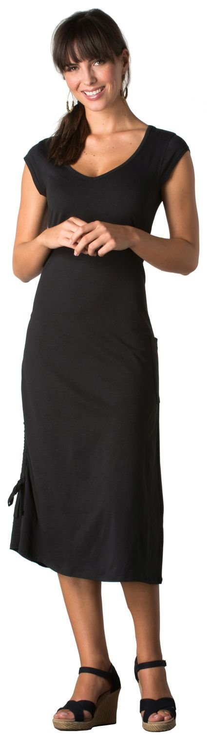 Toad&Co Women's Muse Dress Black MD