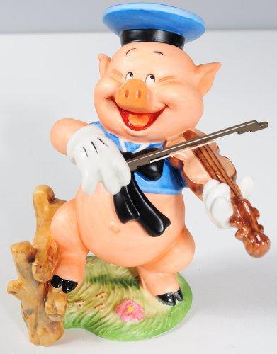 WDCC Fiddler Pig