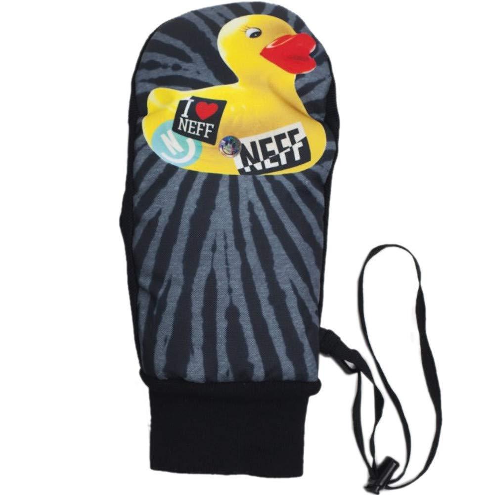 Neff Guanti da Snowboard Character MITT Washed Ducky