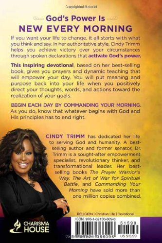 Commanding Your Morning Daily Devotional: Unleash God's Power in