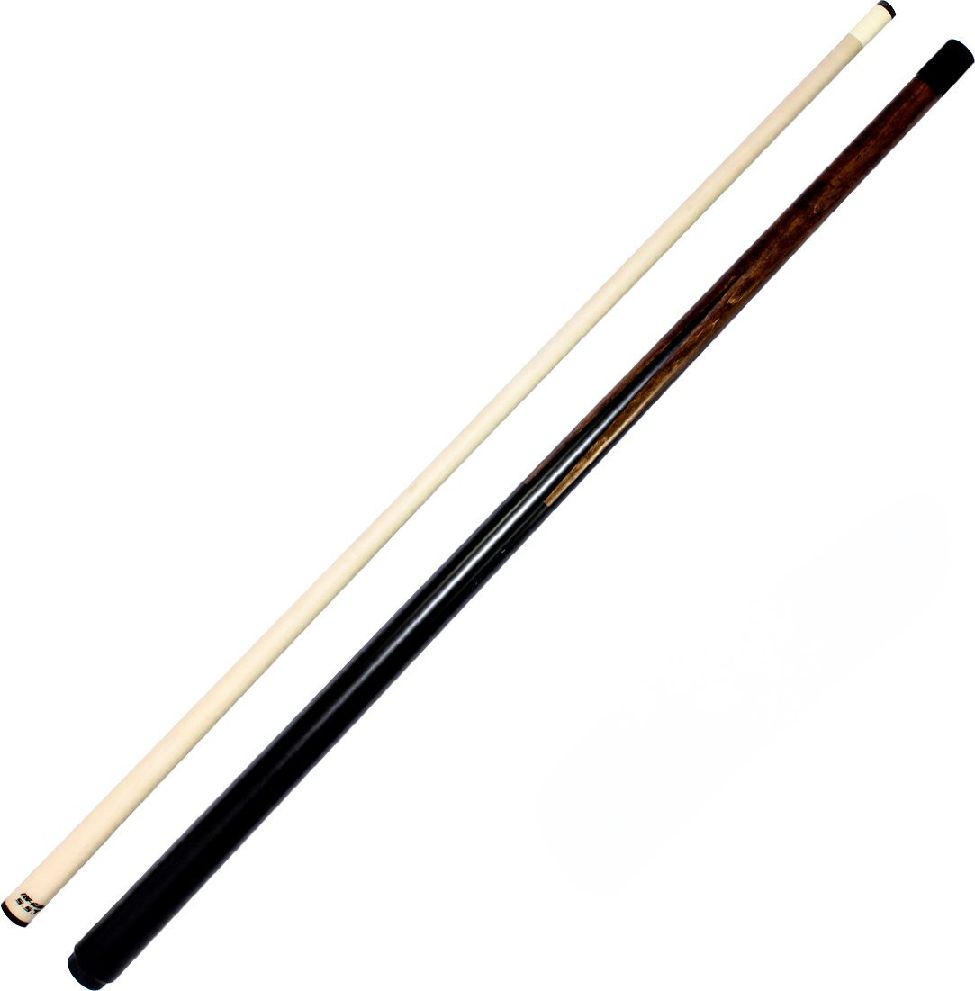 Cuetec Recreational Series 57'' 2-Piece Canadian Maple Billiard/Pool Cue, Sneaky Pete